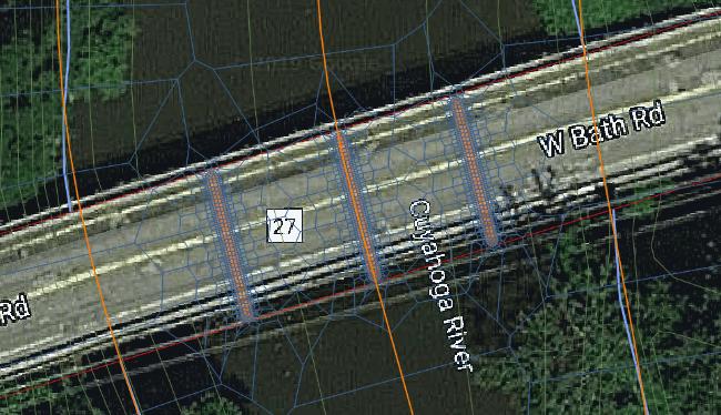 2D Floodplain Encroachments Command