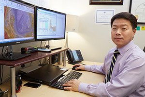 Daniel Ahn, P.E., PMP, GISP, CFM, ENV SP, Engineering Team Lead, Stantec, Inc., Washington, DC