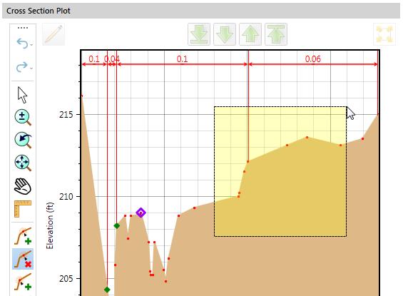 Delete-Multiple-Points-in-Cross-Section-Plot17