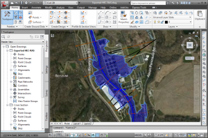 CAD and GIS Integration