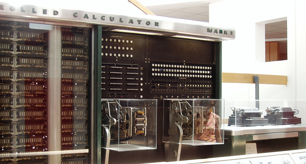 The Making of the First Digital Computer