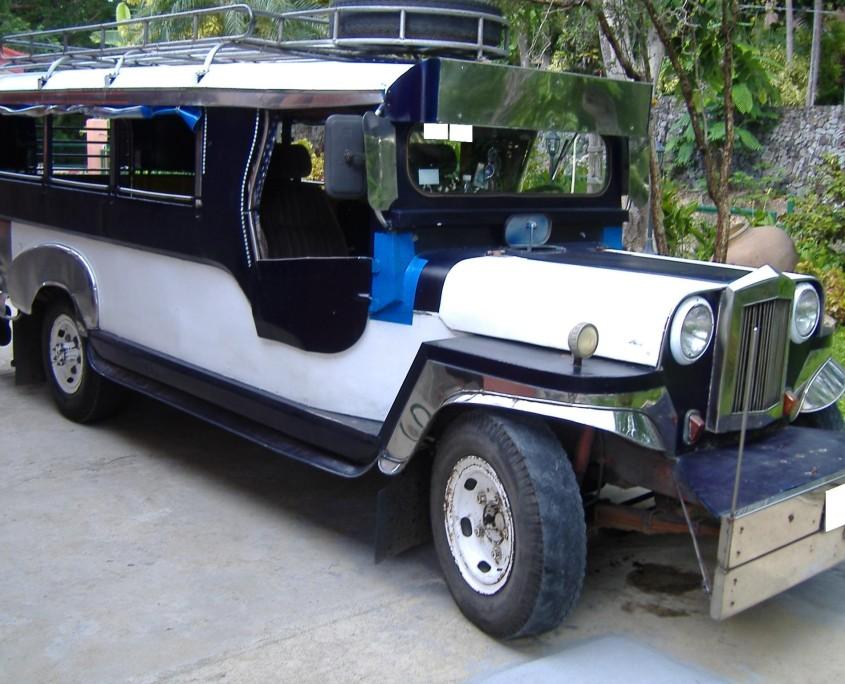 CivilGEO Philippine_jeepney