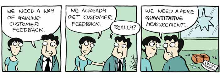 Processing Customer Feedback