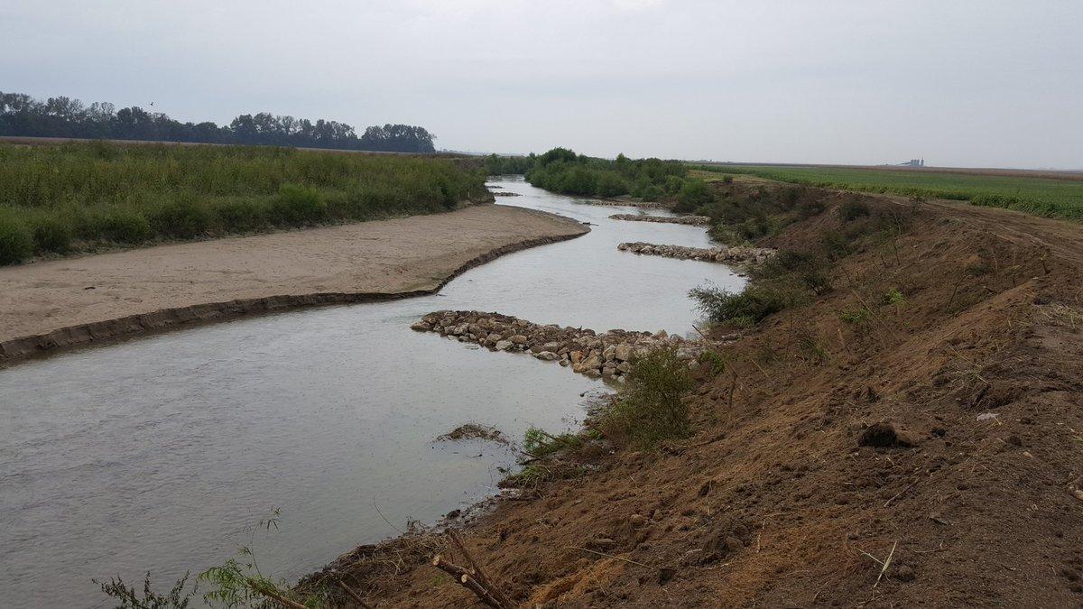 River Channel Modification