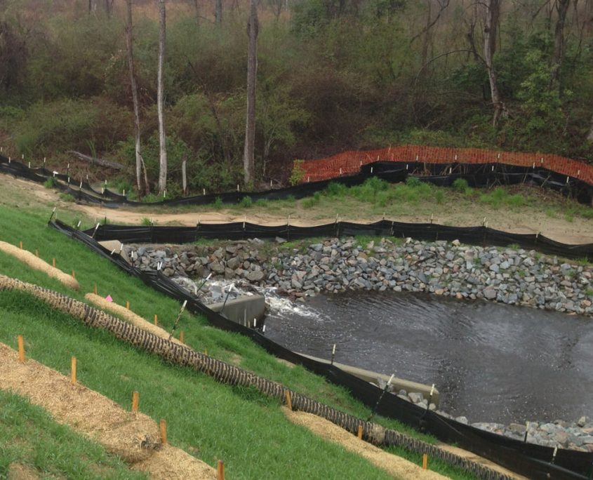Sediment Control,Bridge Design Environmental Considerations