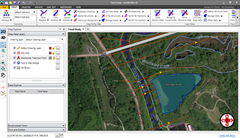 HEC-RAS Software - Work Directly on the Map
