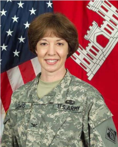 Colonel Debra M. Lewis