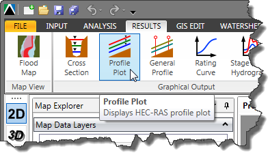 Profile Plot Menu Item