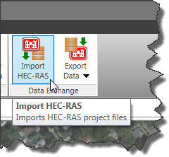 Re-importing HEC-RAS model data