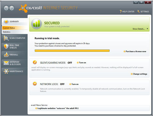 Adding an Exception to Avast Firewall - CivilGEO Knowledge Base