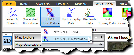 FEMA NFHL Download
