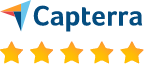 5 Star Rating of GeoHECRAS on Capterra