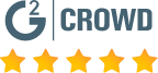 G2 Crowd product rating